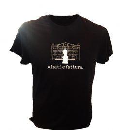 t- shirt milanese imbruttito alzati e fattura