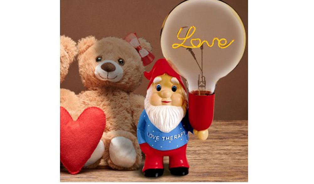 lampada nino nano love