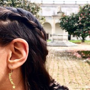 orecchini argento freedom