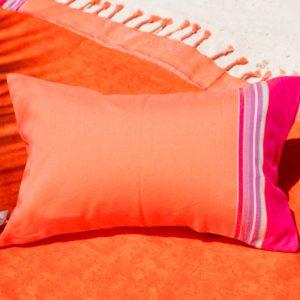 cuscino gonfiabile da spiaggia in cotone