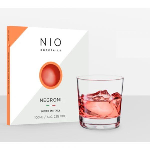 nio cocktails negroni