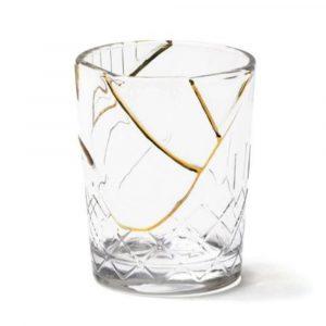 bicchiere kintsugi
