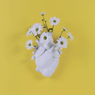 """Vaso cuore SELETTI """"love in bloom"""" di nuovo disponibile"""