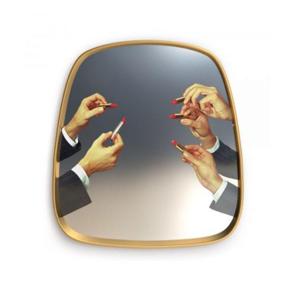 specchio rossetti seletti + toiletpaper